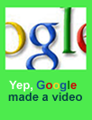 Yep, Google made a video with me!